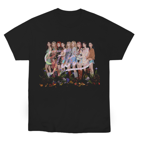 TWICE PHOTO T-SHIRT