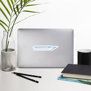 Aerodyme Technologies | Bubble-free stickers