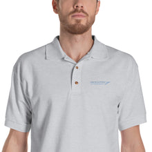 Load image into Gallery viewer, Aerodyme Technologies | Embroidered Men's Polo Shirt