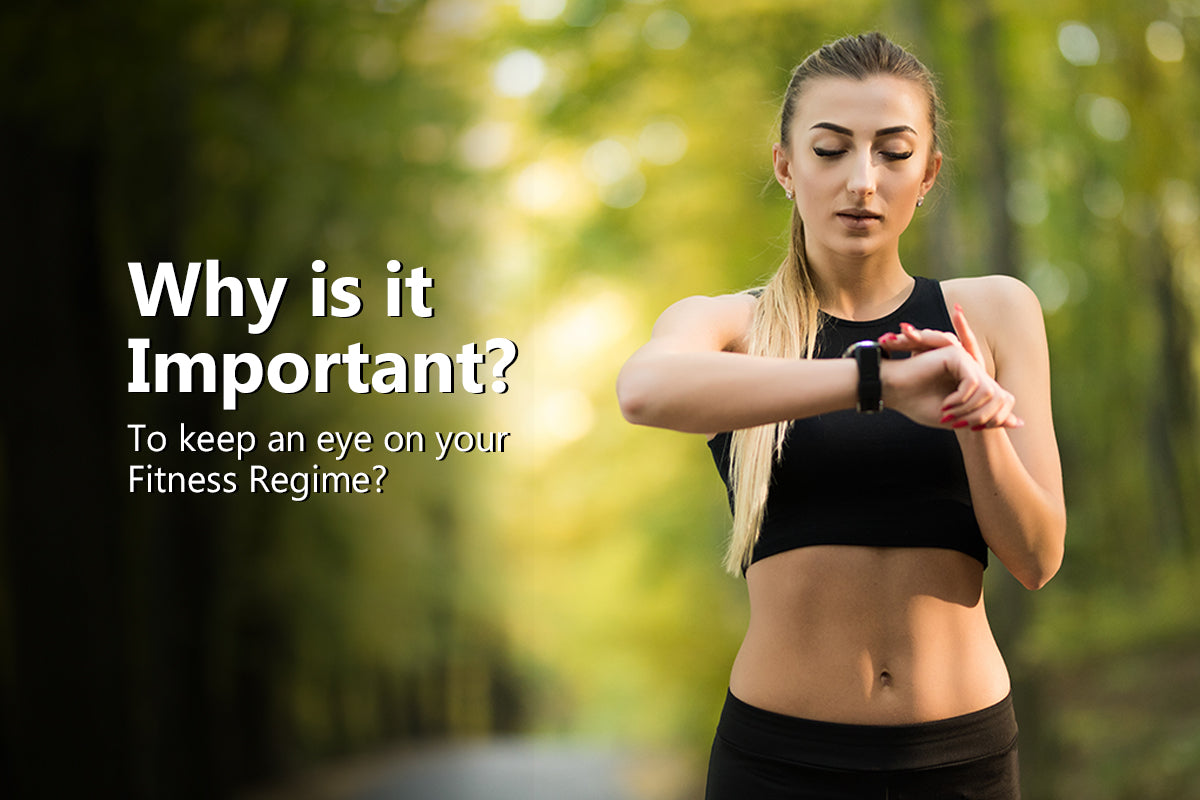 Importance of Smartwatch in your fitness