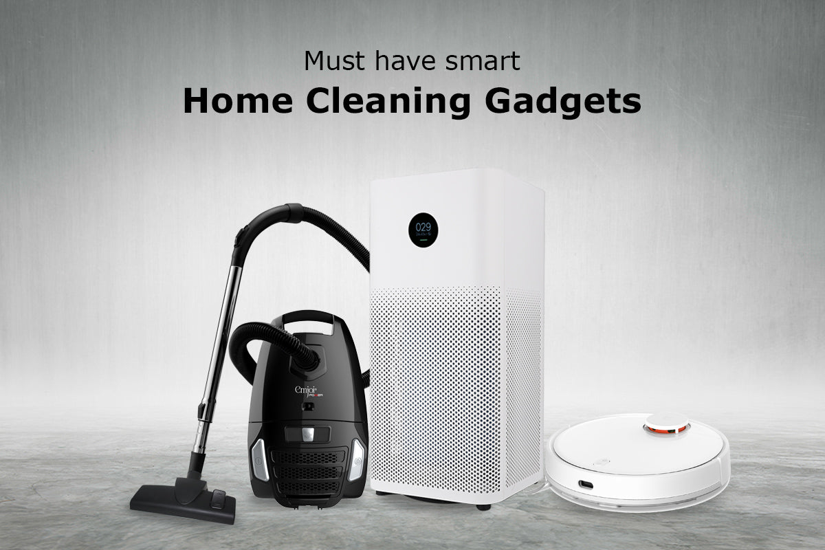Important House Cleaning Gadgets