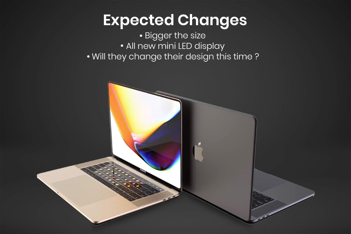 What to expect from new MacBook pro 2021