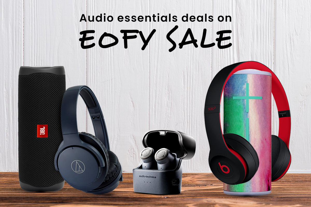 Amazing Discounts on Audio Devices in EOFY Sale 2021 up to 17% off