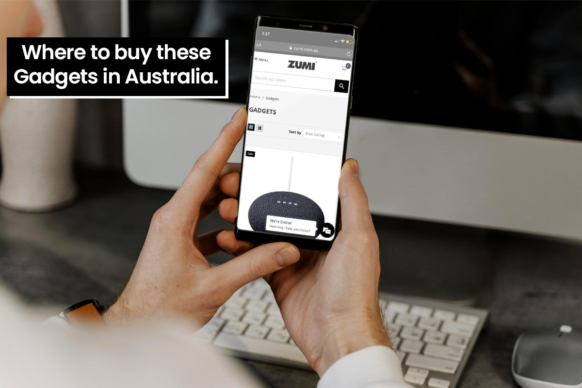 Where to buy Home Security Gadgets in Australia