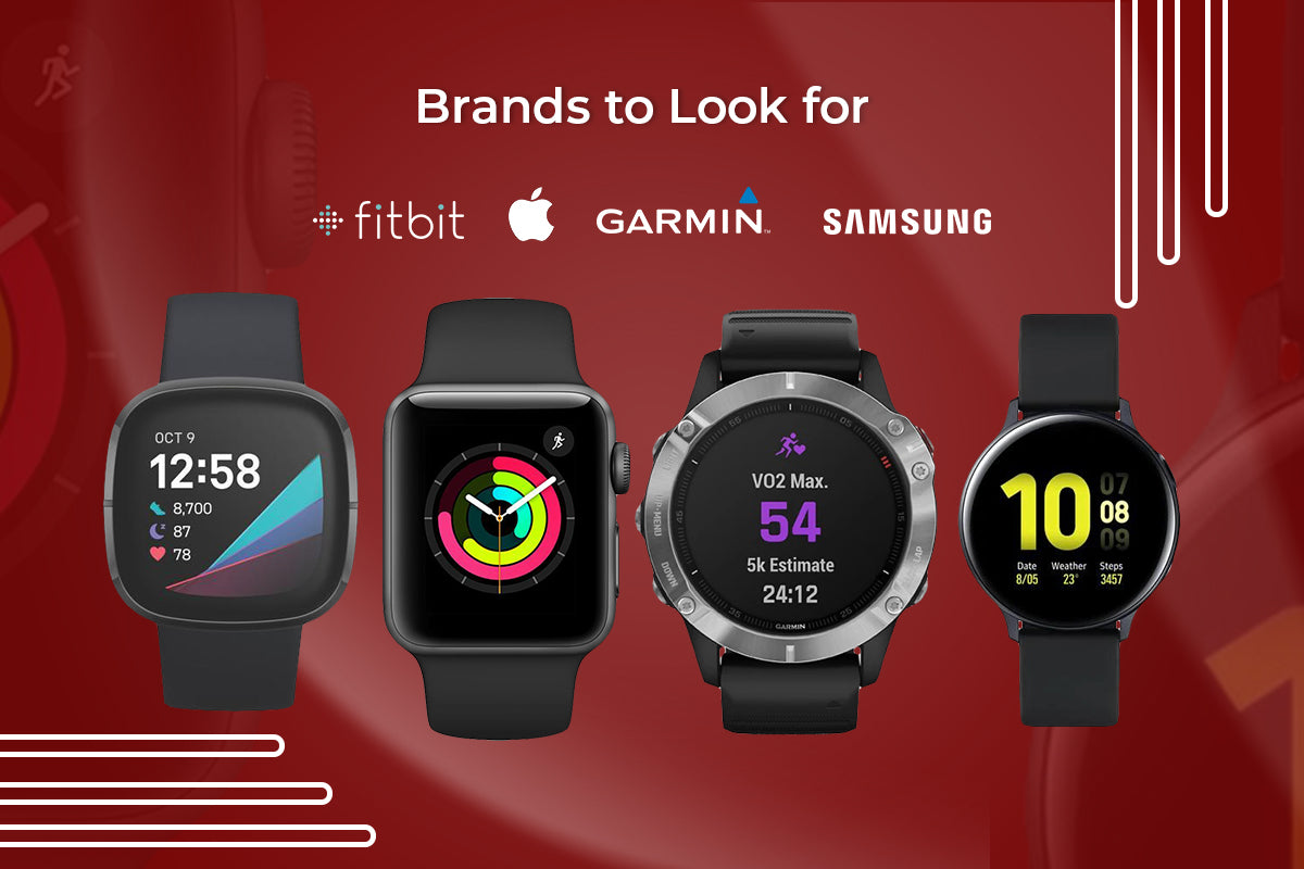 Leading Brands Of Smart watches
