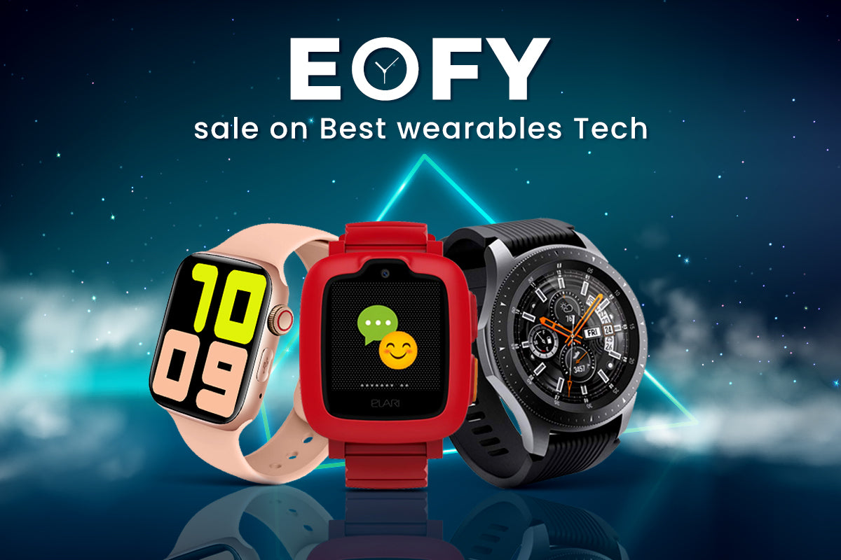 Get Up to 28% off on the Latest Smartwatches in EOFY 2021 Sale