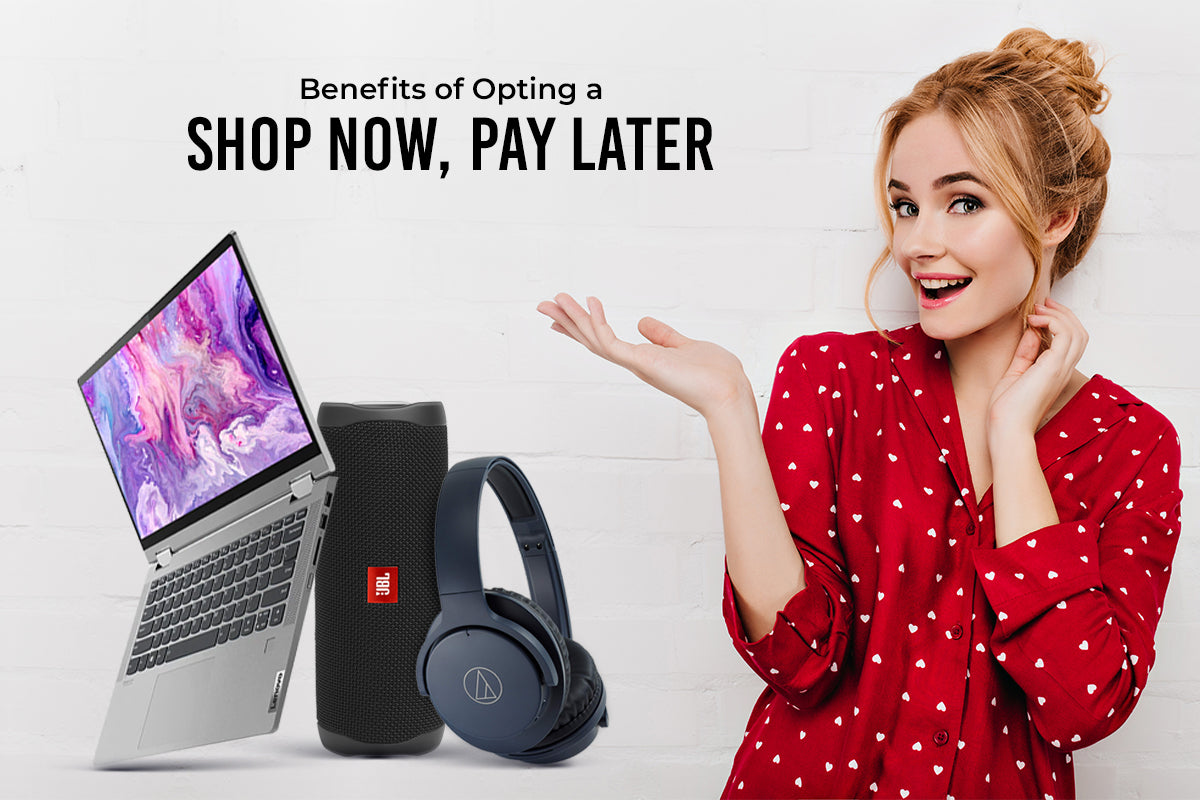 benefits of shopping with shop now pay later