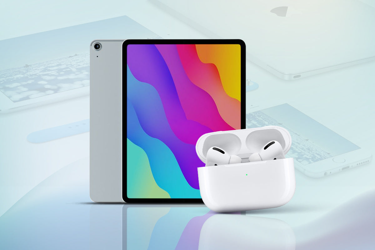 Apple ipad and airpods new release