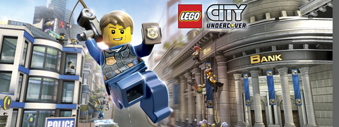 Lego City Video Game for Kids