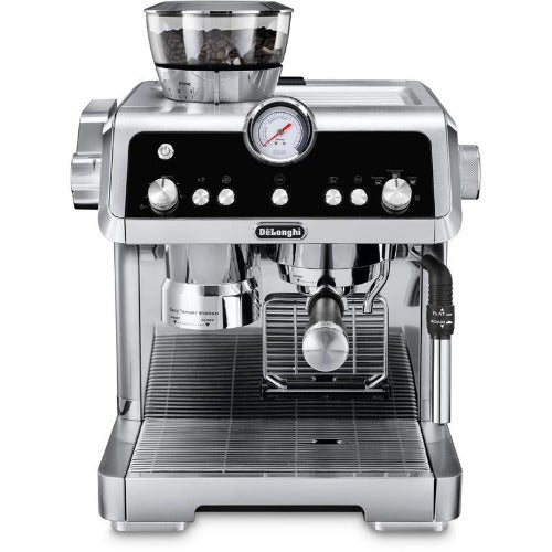 DeLonghi La Specialista Dual Pump Manual Coffee Machine