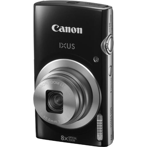 Canon IXUS 185 20MP Digital Camera (Black)
