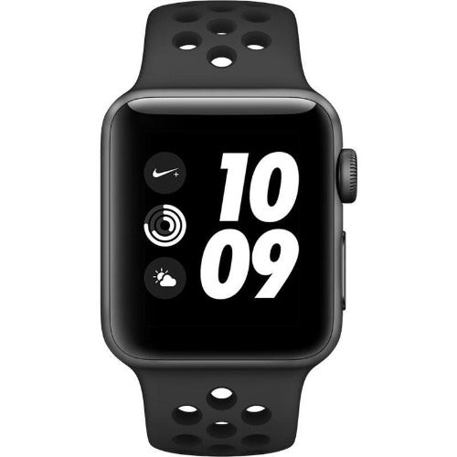 Apple Watch Series 3 Nike+ 38mm Space Grey Aluminium Case GPS