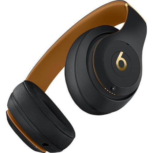 Beats Studio 3 Wireless Noise Cancelling Over-Ear Headphones (Midnight Black)