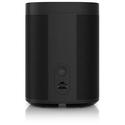 Sonos One Voice Controlled Smart Speaker (Black) [2nd Generation]