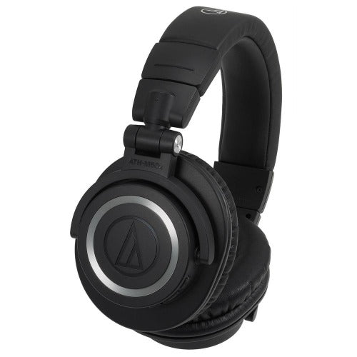 Audio Technica M50x Over-Ear Bluetooth Wireless Headphones (Black)
