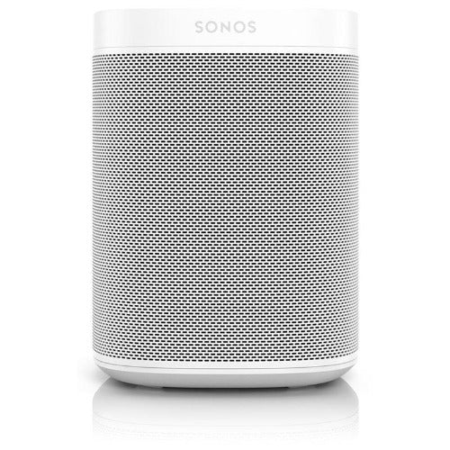 Sonos One Voice Controlled Smart Speaker (White) [2nd Generation]