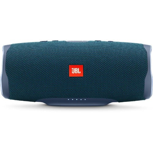 JBL Charge 4 Portable Bluetooth Speaker (Blue)