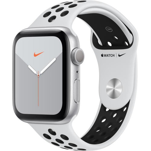 Apple Watch Nike Series 5 40mm Silver Aluminium Case GPS