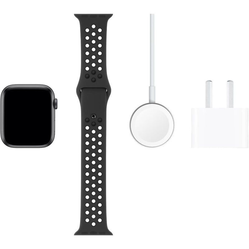 Apple Watch Nike Series 5 44mm Space Grey Aluminium Case GPS