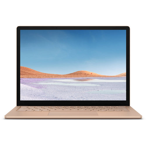 "Microsoft-Surface-Laptop-3-13.5""-i7-256GB-(Sandstone)-Front"
