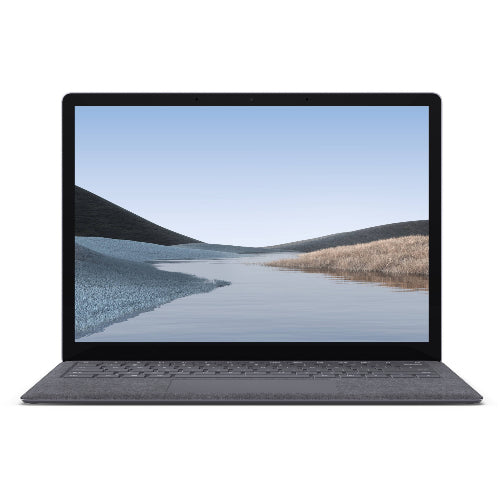 "Microsoft-Surface-Laptop-3-13.5""-i7-256GB-(Platinum)-Front"
