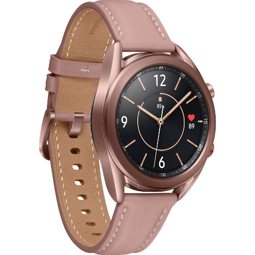 Samsung-Galaxy-Watch-3-41mm-(Bronze)-Tilt