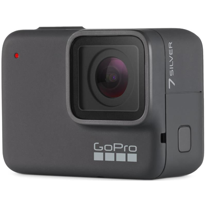 GoPro Hero7 4K Action Cam (Silver)