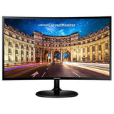 "Samsung LC24F390FHEXXY 23.5"" Full HD LED-LCD Curved Monitor"
