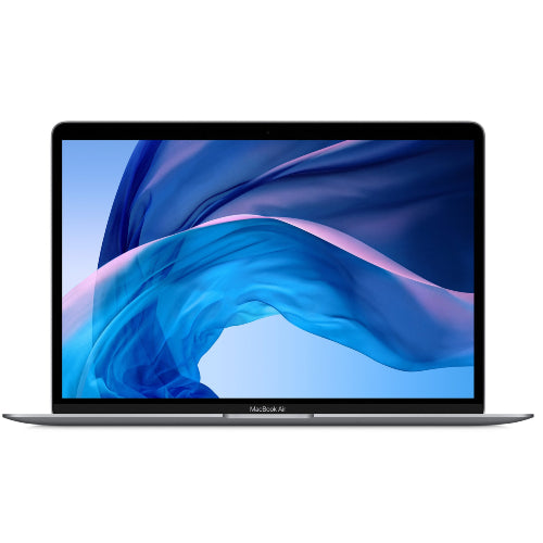 Apple MacBook Air 13-inch i3 256GB (Space Grey) [2020]-Front