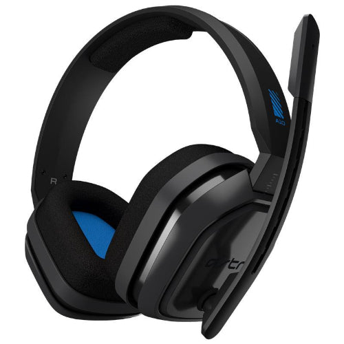 Astro Gaming A10 Gaming Headset (Blue) Tilted