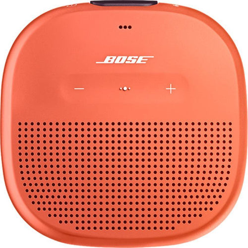 Bose SoundLink Micro Bluetooth Speaker (Bright Orange) Front