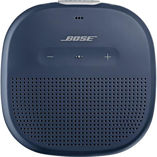 Bose SoundLink Micro Bluetooth Speaker (Midnight Blue) Front
