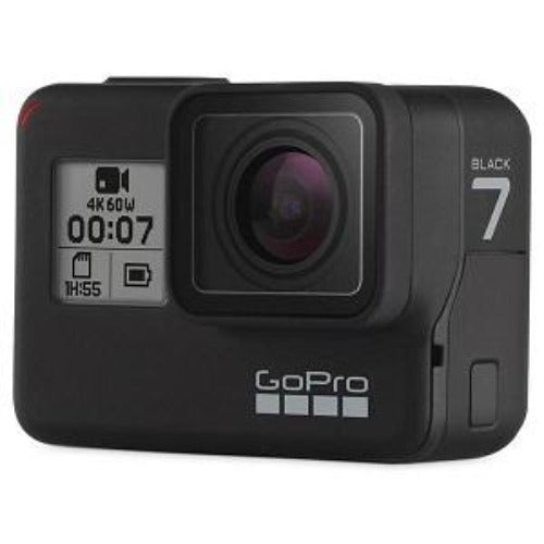 GoPro Hero7 (Black) 4K HyperSmooth Action Cam