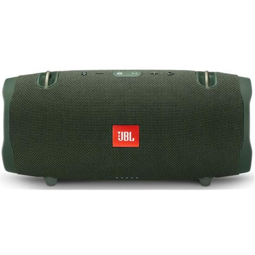JBL Xtreme 2 Portable Bluetooth Speakers (Green) Front
