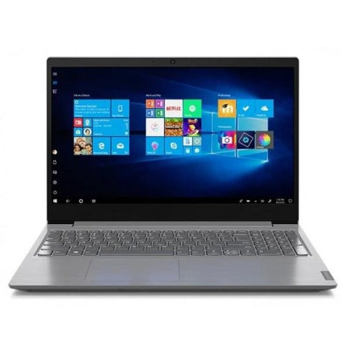 Lenovo V15 15.6' HD Anti-Glare Intel i3-1005G1 3.4GHz 4GB 500GB HDD WIN10 HOME Intel UHD Graphics 1YR DEPORT WIN10H Notebook Front