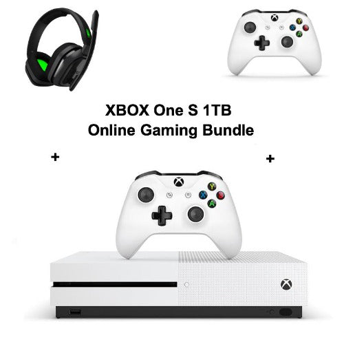 Xbox One S 1TB Bundle (Gaming Offer)