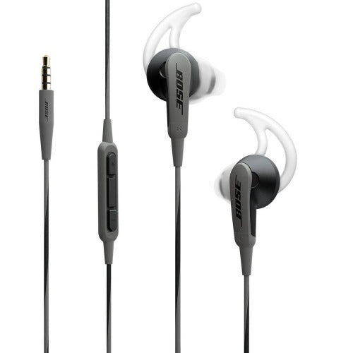 Headphones - Bose SoundTrue Ultra In-Ear Headphones For Apple Devices (Charcoal)