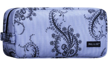 Paul & Joe Cosmetic Pouch III - Bleu Paisley