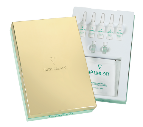 Valmont Regenerating Eye Mask Treatment