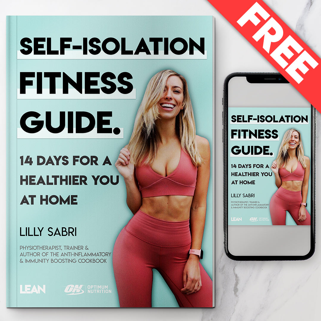 Self-Isolation Fitness Guide: 14 Day For A Healthier You At Home
