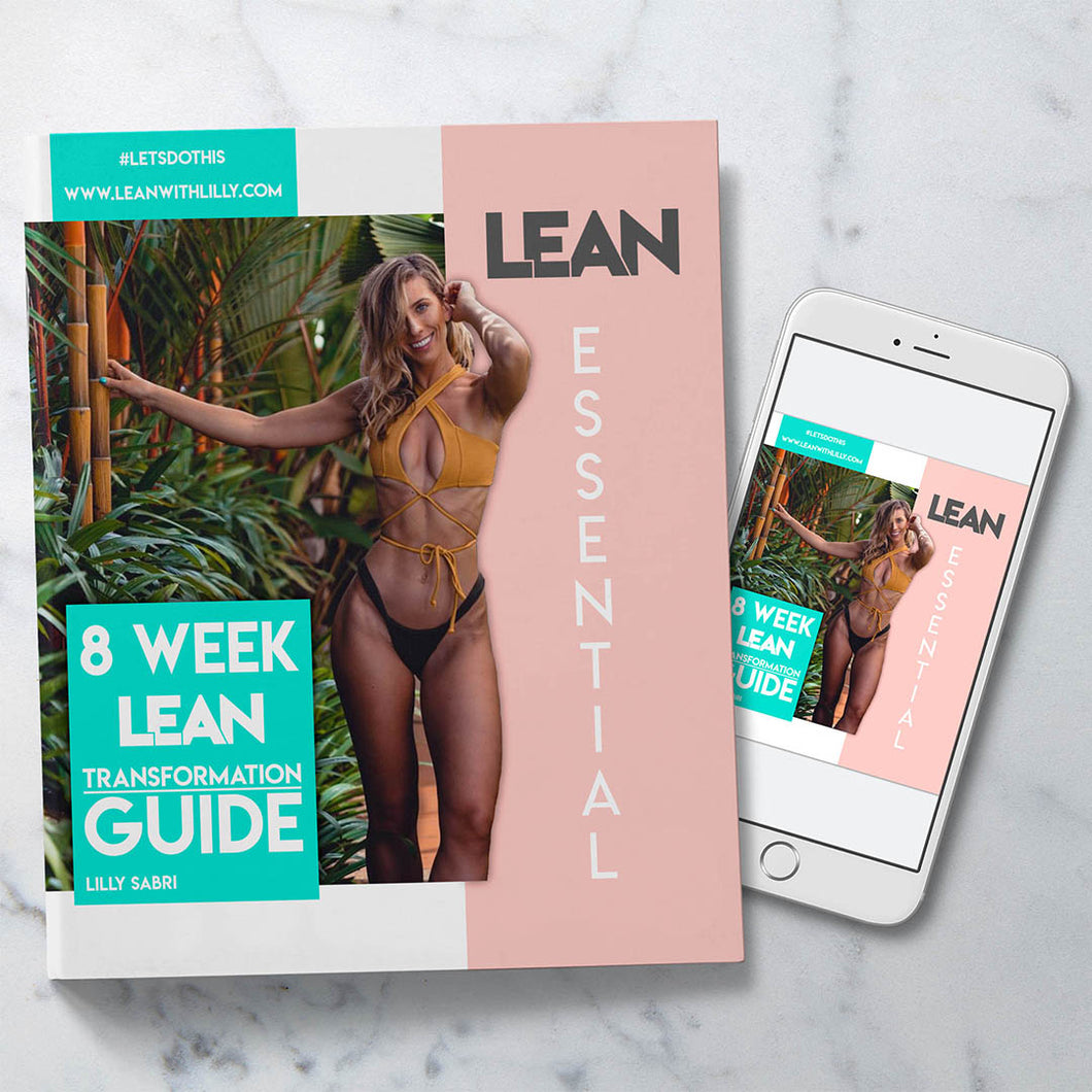 ESSENTIAL 8 Week LEAN Transformation Guide