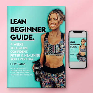 LEAN Beginner Guide: 4 Weeks To A More Confident You