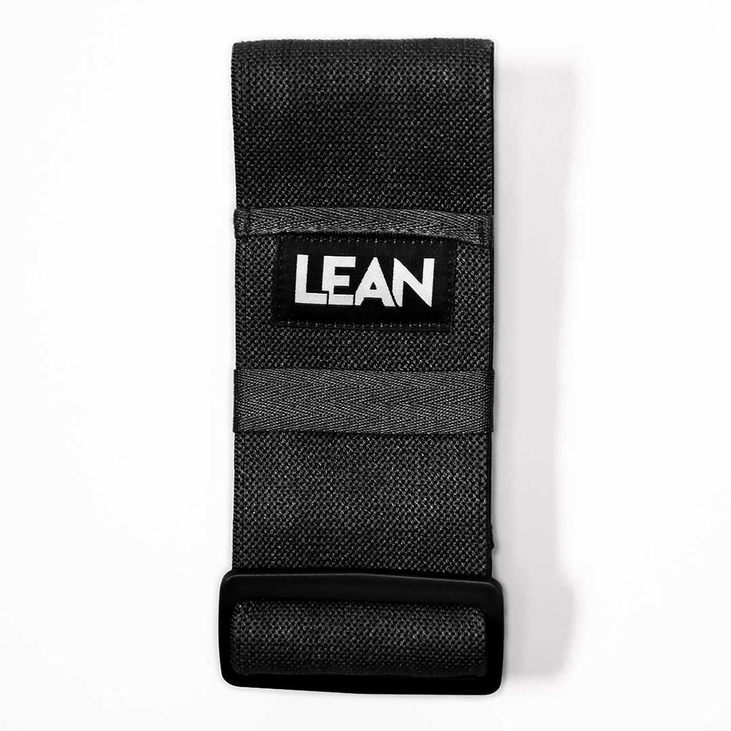Adjustable Resistance Band in Black