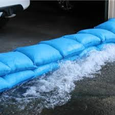 "Deluge Super-Absorbent Flood Barriers   (30) 18"" x 21"" Barriers"