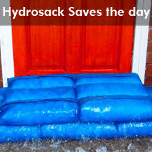 HydroSack - Super Absorbent Flood Barriers (4 pack)