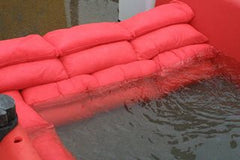 HydroSnake, prevents flood waters from invading your home or business (4 Pack)