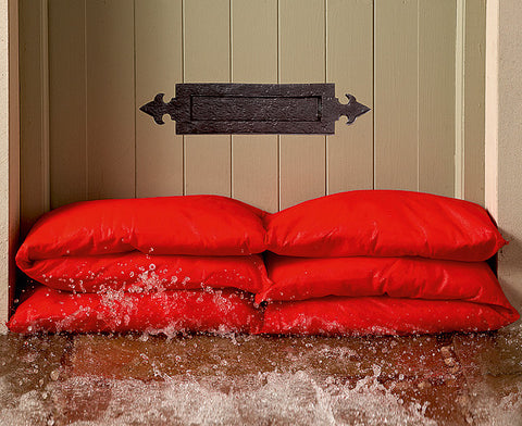 HydroSnake, prevents flood waters from invading your home or business (24 Pack)