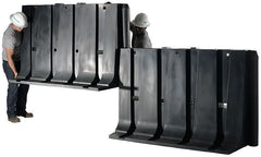 Muscle Wall, Flood Containment Wall (2' 4' and 8' walls)