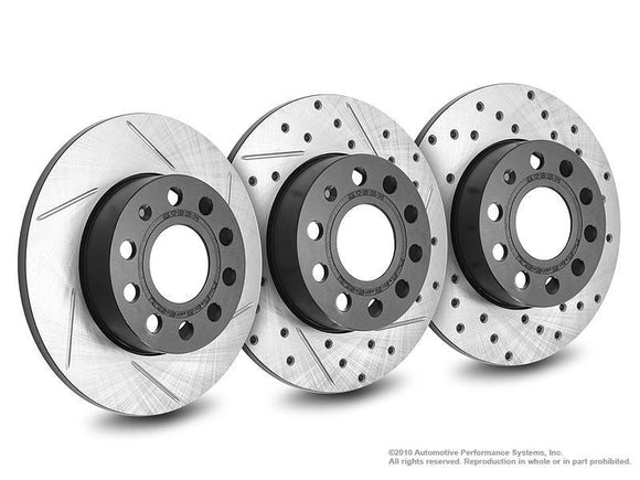 NM Eng. Replacement Brake Rotors - Rear (259mm)