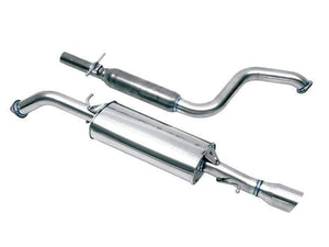 Neuspeed Stainless Cat-Back Exhaust - VW Mk4 | 337 | 20AE